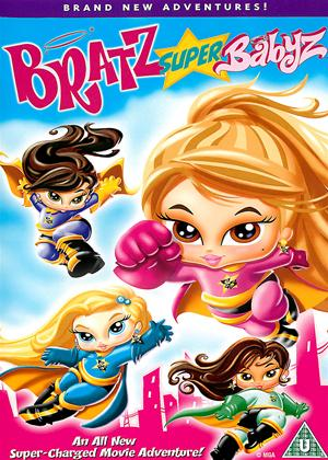 Rent Bratz: Super Babyz Online DVD Rental
