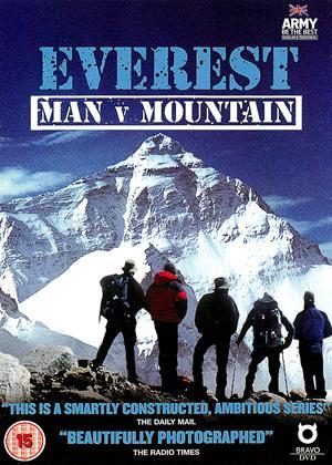 Rent Everest: Man Vs Mountain Online DVD Rental
