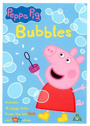 Rent Peppa Pig: Bubbles Online DVD Rental
