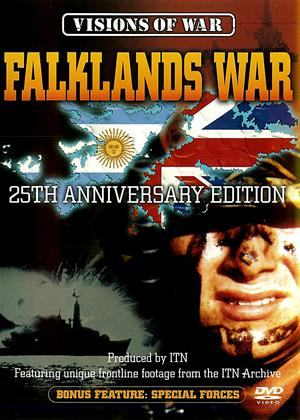 Rent Visions of War: Falklands War Online DVD Rental