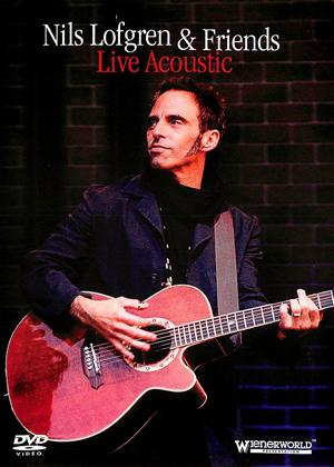 Rent Nils Lofgren and Friends: Live Acoustic Online DVD Rental