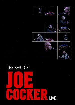 Rent Joe Cocker: The Best Of: Live Online DVD Rental