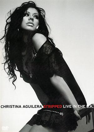 Rent Christina Aguilera: Stripped Live in the UK Online DVD Rental
