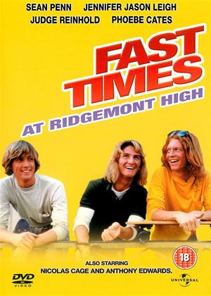 Rent Fast Times at Ridgemont High Online DVD & Blu-ray Rental