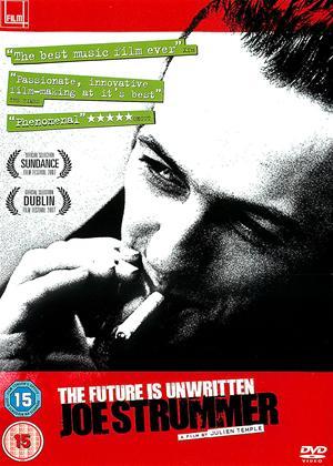 Rent Joe Strummer: The Future Is Unwritten Online DVD Rental