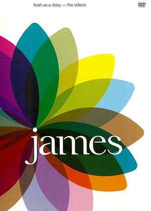 Rent James: Fresh as a Daisy: The Videos Online DVD Rental