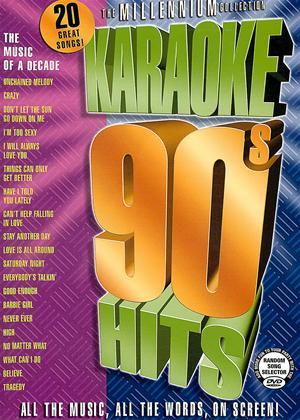 Rent The Millennium Collection: Karaoke 90s Hits (2001) film