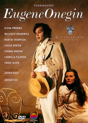 Tchaikovsky: Eugene Onegin: Glyndebourne Festival Opera Online DVD Rental