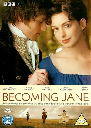 Becoming Jane Online DVD Rental