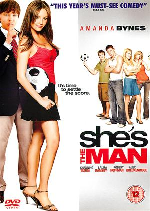 Rent She's the Man Online DVD Rental