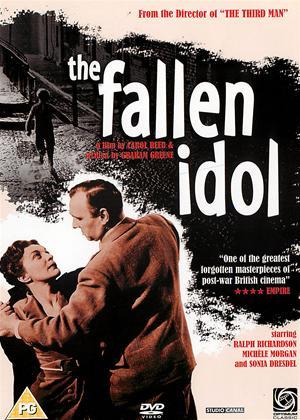 Rent The Fallen Idol Online DVD & Blu-ray Rental