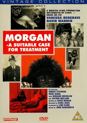 Rent Morgan: A Suitable Case for Treatment Online DVD Rental