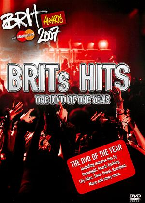 Rent Brits Hits 2007: Various Online DVD Rental