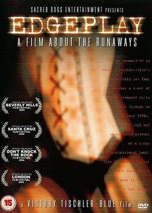 Rent Edgeplay: A Film About the Runaways Online DVD Rental