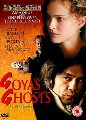 Rent Goya's Ghosts Online DVD Rental