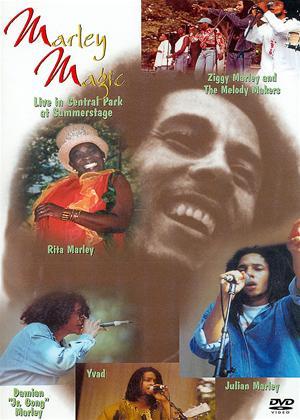 Rent Marley Magic: Live in Central Park at Summerstage Online DVD Rental