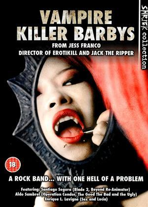 Rent Vampire Killer Barbys (aka Killer Barbys) Online DVD Rental