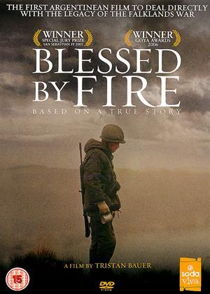 Rent Blessed by Fire (aka Iluminados Por El Fuego) Online DVD Rental