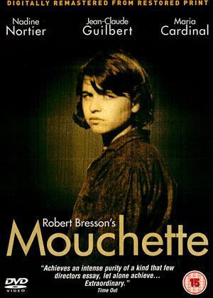 Mouchette Online DVD Rental