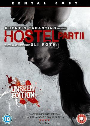 Rent Hostel: Part 2 Online DVD Rental