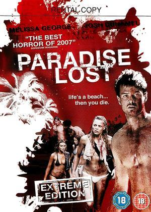 Rent Paradise Lost Online DVD Rental