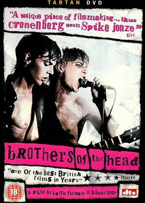 Rent Brothers of the Head Online DVD Rental