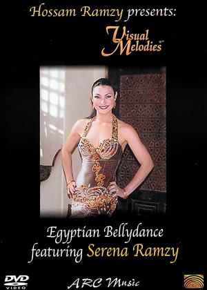 Rent Visual Melodies' Egyptian Bellydance Featuring Serena Ramzy Online DVD Rental