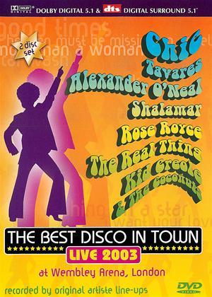 Rent Best Disco in Town Live 2003 Online DVD Rental