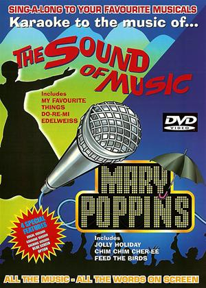 Rent Karaoke to the Music of the Sound of Music and Mary Poppins Online DVD Rental