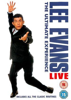 Rent Lee Evans: The Ultimate Experience Online DVD Rental