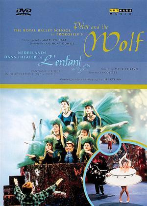 Rent Peter and the Wolf / L'Enfant Et Les Sortileges Online DVD Rental