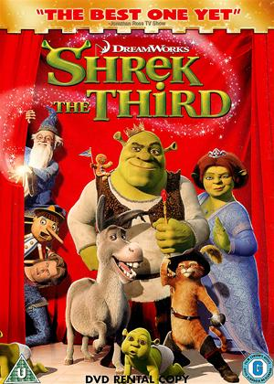 Shrek the Third Online DVD Rental