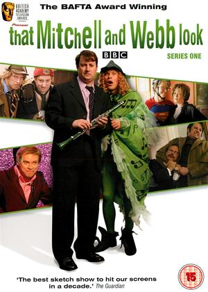 Rent That Mitchell and Webb Look: Series 1 Online DVD & Blu-ray Rental