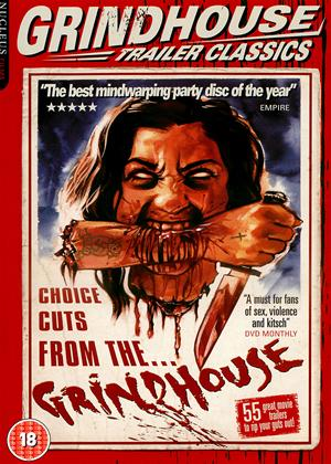 Rent Grindhouse Trailer Classics Online DVD Rental