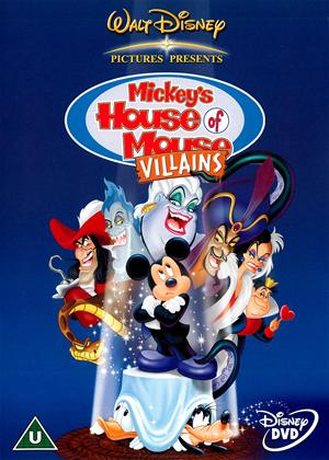 Rent Mickey's House of Villains Online DVD Rental