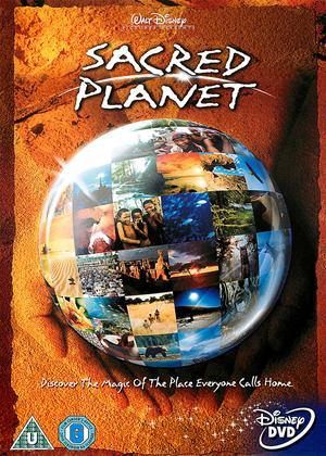 Sacred Planet Online DVD Rental