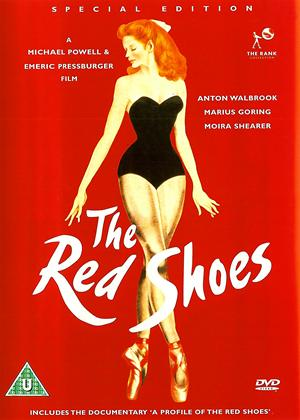 Rent The Red Shoes Online DVD Rental