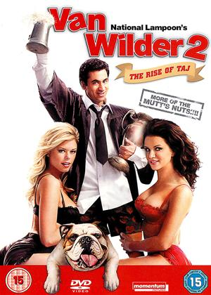 Rent Van Wilder 2: The Rise of Taj Online DVD Rental