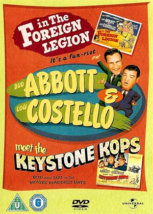 Rent In the Foreign Legion / Meet the Keystone Cops Online DVD Rental
