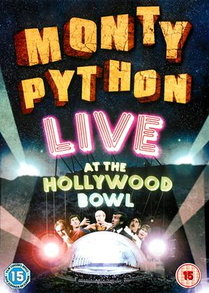 Rent Monty Python: Live at the Hollywood Bowl Online DVD & Blu-ray Rental