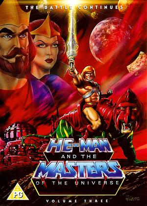 Rent He-Man and the Masters of the Universe: Vol.3 Online DVD Rental