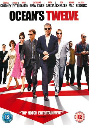 Ocean's Twelve Online DVD Rental