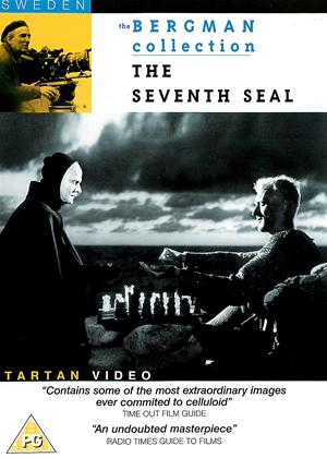 The Seventh Seal Online DVD Rental