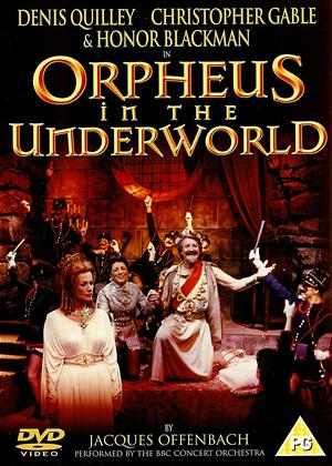 Rent Orpheus in the Underworld Online DVD Rental