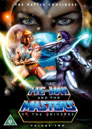 Rent He-Man and the Masters of the Universe: Vol.2 Online DVD Rental