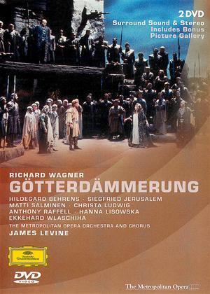 Rent Wagner: Gotterdammerung: Metropolitan Opera Online DVD & Blu-ray Rental