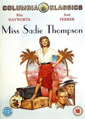 Rent Miss Sadie Thompson Online DVD Rental