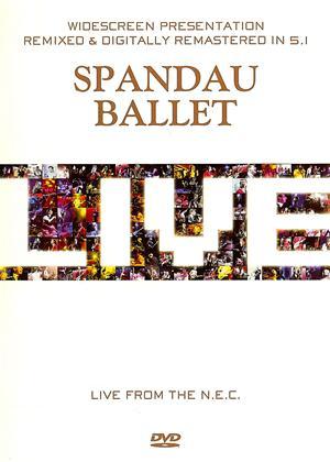 Rent Spandau Ballet: Live Form the N.E.C. Online DVD Rental