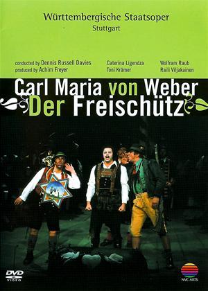 Rent Weber: Der Freischutz: Stuttgart State Opera Online DVD & Blu-ray Rental
