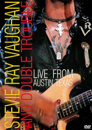 Rent Stevie Ray Vaughan: Live from Austin Texas Online DVD Rental